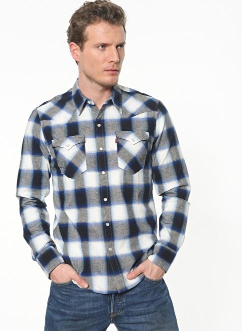 Levi's® Gömlek | Shirt Long Sleeve Mavi